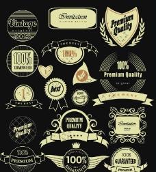 丝带标签图片
