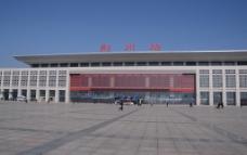 荆州火车站图片