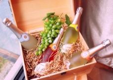 香槟葡萄酒(起泡酒)图片