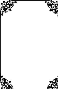 ppt 背景 背景图片 边框 模板 设计 相框 228_352