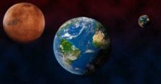 宇宙 地球圖片
