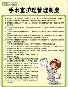 手术室护理管理制度图片