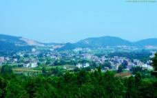 梅州山水 乡村景色图片
