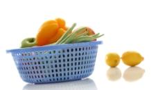塑料果蔬盆图片