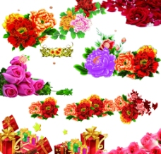 花集合图片