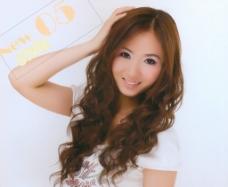 美女发型图片