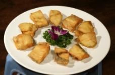 蒜香银鳕鱼图片