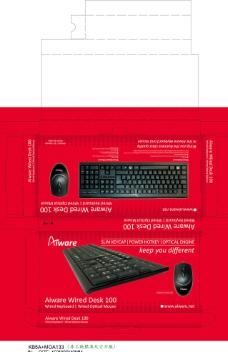 电脑键盘包装图片