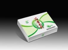 书型盒面粉 (平面图)图片