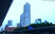 广州天河体育中心 公交站图片