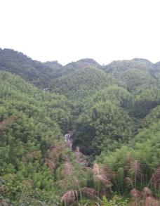 黄山流水图片
