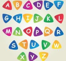 创意字母图片