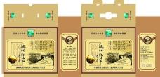 运河米仓 包装设计图片