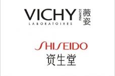 薇姿 资生堂logo图片
