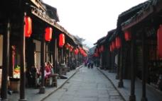 黄龙溪古镇图片