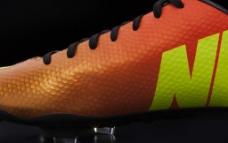 NIKE足球系列C罗广告宣传平面广告图片