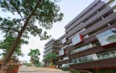 广州番禺淘商城电子商务创意产业园园区景色图片