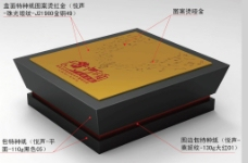 金币包装(内有各种视图)图片