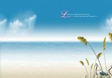 海洋背景图片