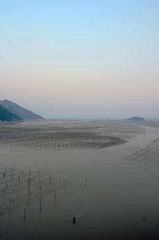 北歧滩涂图片
