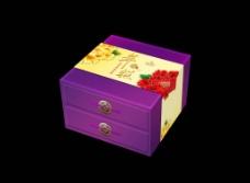 年糕礼盒 (平面图)图片