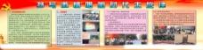 学生党建宣传栏图片
