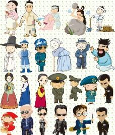 卡通人物图片