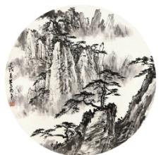 松岩图图片