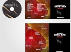 dj cd包装图片