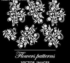 时尚简约欧式花纹图片