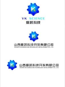 威凯logo图片