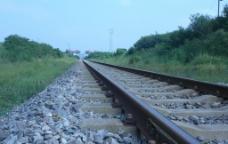 火车路图片
