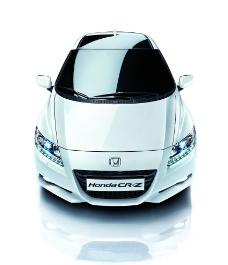 Honda CR Z 正面图片
