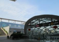 深圳北公交站图片