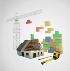 建筑架构图片
