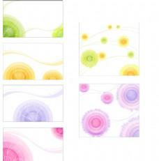韩国元素花纹