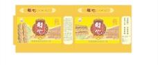 麻花食品包装图片