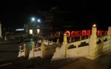 大金佛寺夜景图片