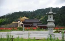 梵净山佛教文化苑景观图片