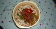 洪江牛肉粉图片