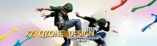 超酷设计类网页横幅图片
