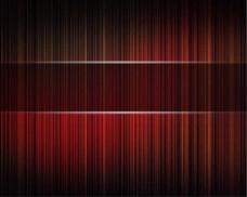红色拉丝背景ppt模板