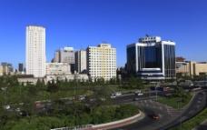 北京建国门立交桥图片