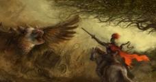 战斗场面图片