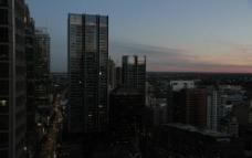 悉尼夜景图片