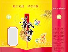 蜂蜜包装 华氏蜂蜜图片