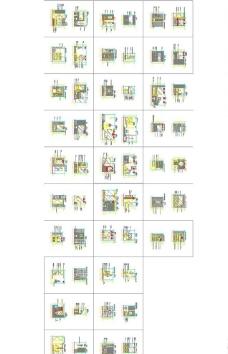 卫生间布置方案图片