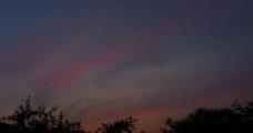 彩色天空图片