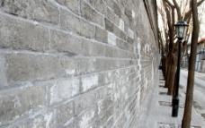 恭王府后墙图片