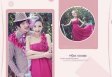韩式浪漫婚纱摄影图片